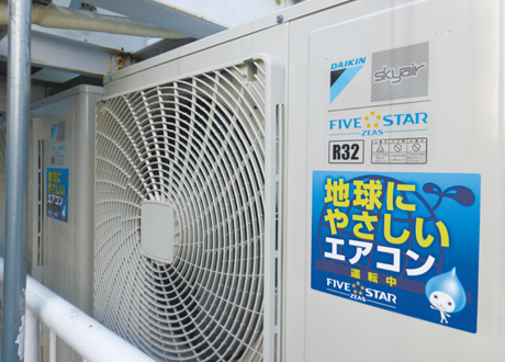 FIVE STAR ZEAS 室外機